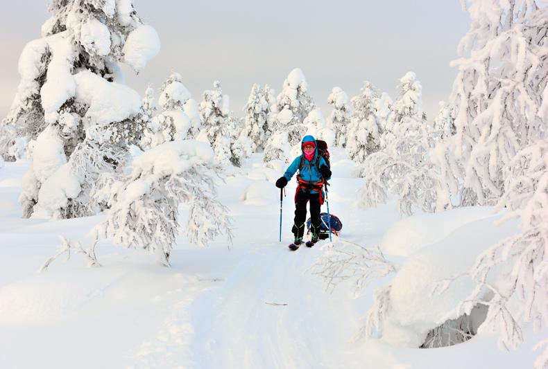 Laponie finlandaise – février 2020 / Épisode 1