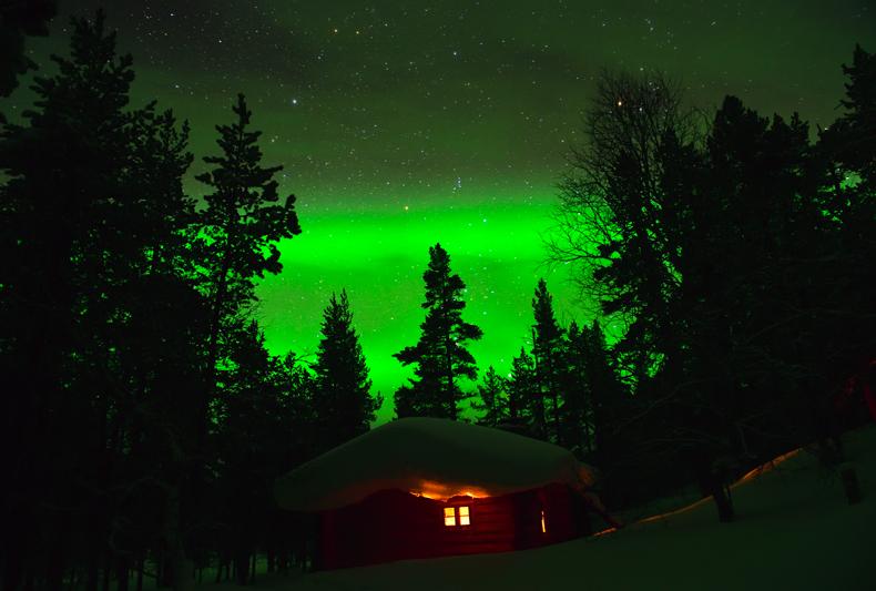 Laponie finlandaise – février 2020 / Épisode 2