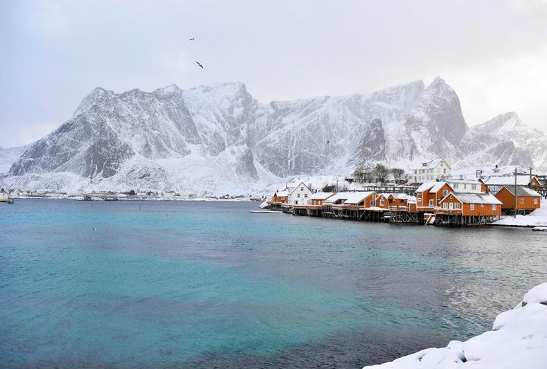 Norvège - 18 février au 5 mars 2017 / épisode 2