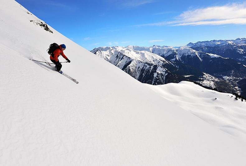 Val d'Aran - 30 décembre 2017 / 1er janvier 2018