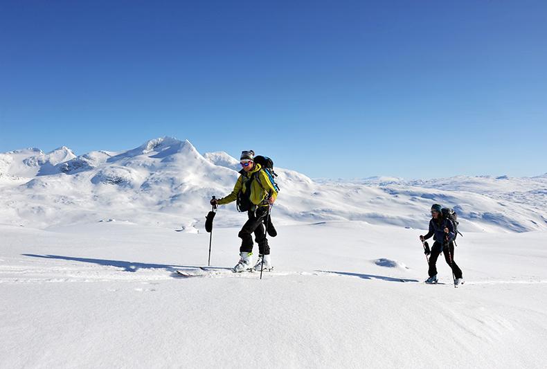 Laponie norvégienne - avril 2018 / épisode 1