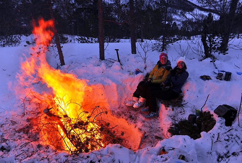 Laponie norvégienne - avril 2018 / épisode 2