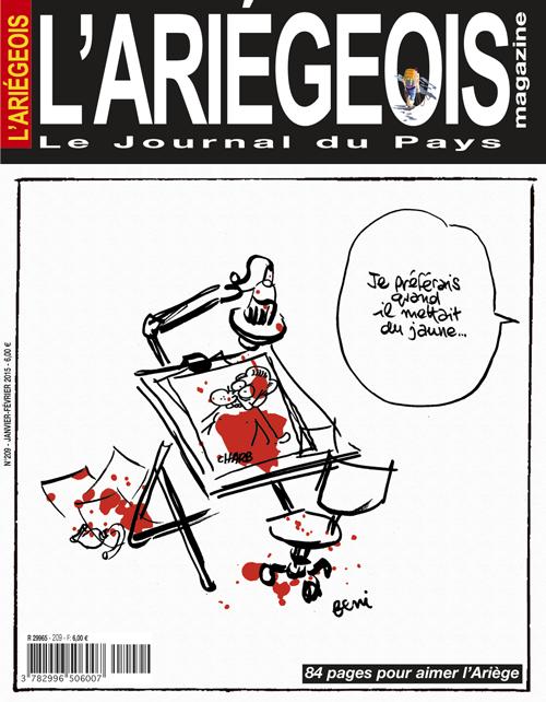 ARIEGEOIS MAGAZINE 209